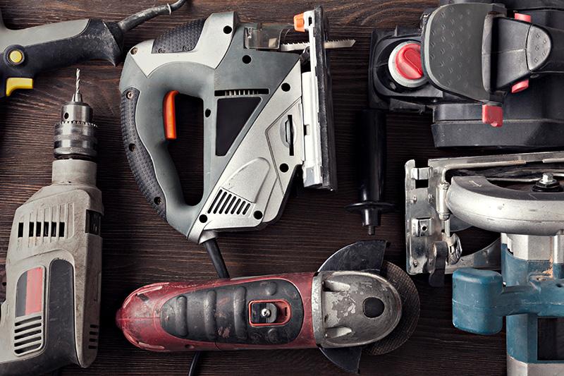 Assistenza e riparazione elettroutensili